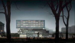 Guardian Art Center, proyectos arquitectónicos 2017