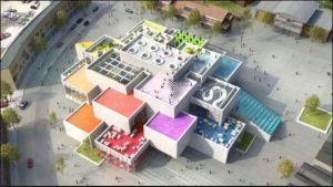 Lego House, proyectos arquitectónicos 2017